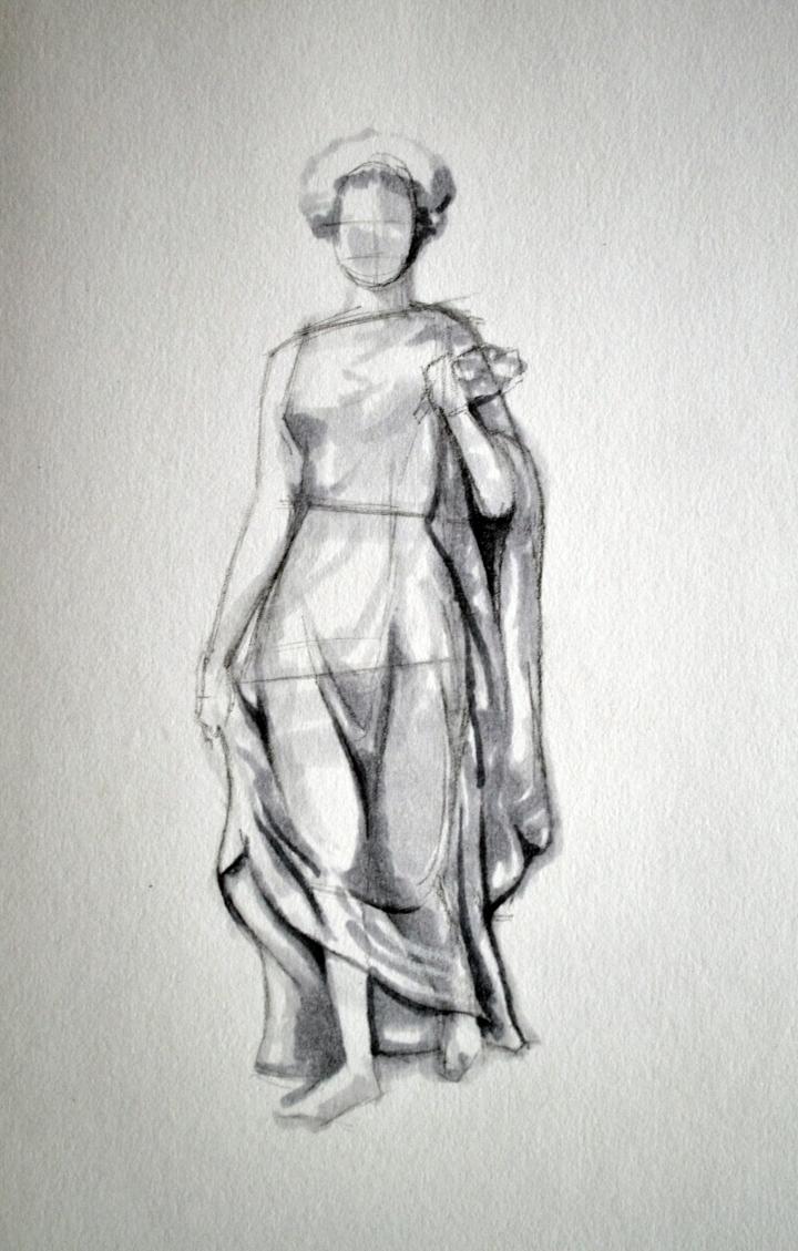 Naples Goddess
