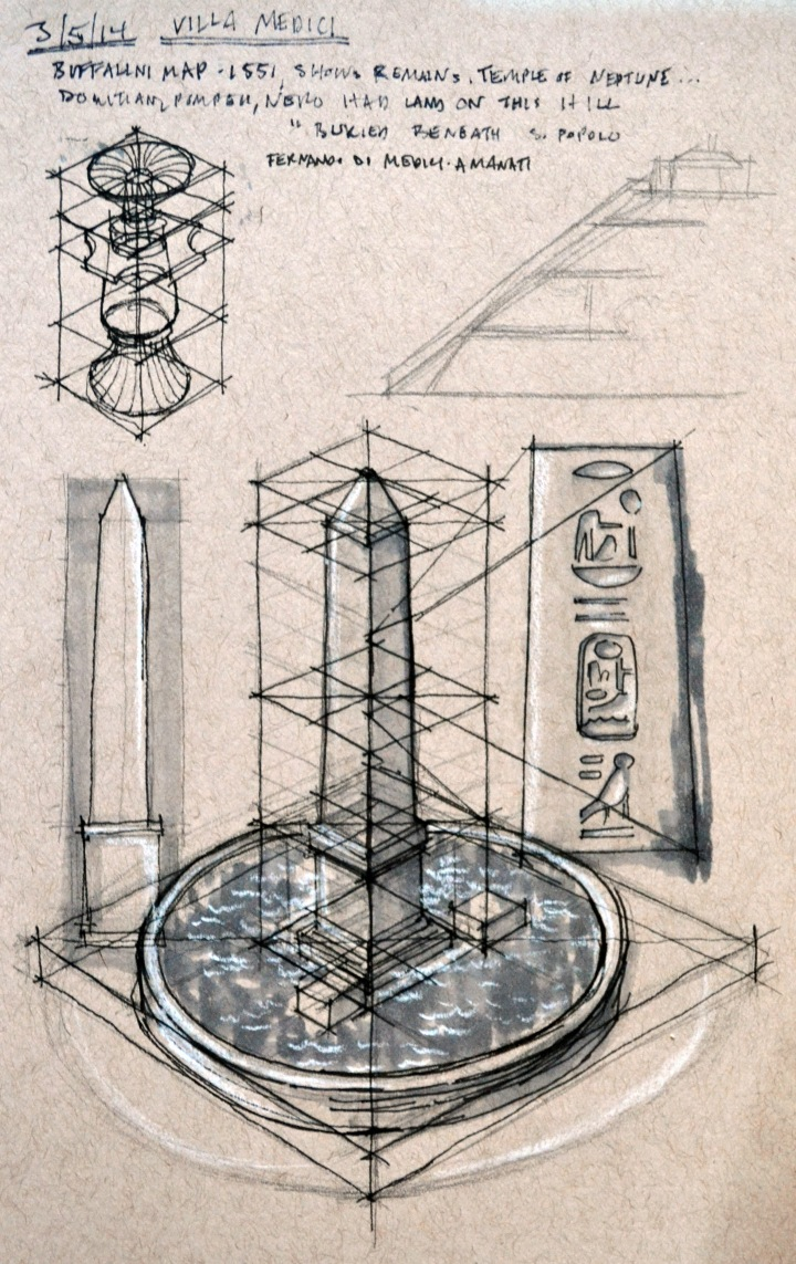Obelisk Scaffold